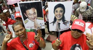 Thailand Yingluck Year