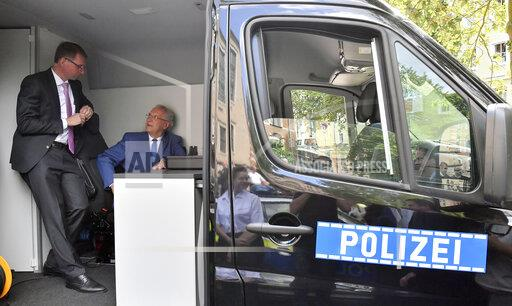 New Police Bunting Centre in Saxony and Bavaria