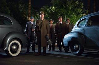 Film-Gangster Squad-Vintage Cars 