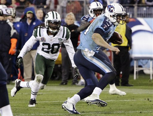 Jake Locker, Kyle Wilson