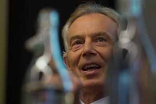 Tony Blair - Britain in the World - London