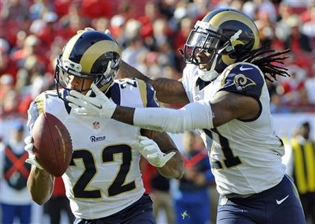 Trumaine Johnson, Janoris Jenkins