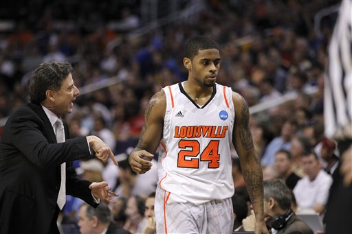 Rick Pitino, Chane Behanan