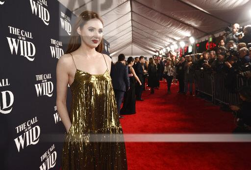 "World Premiere of ""The Call of the Wild"" - Red Carpet"