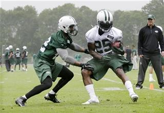 Joe McKnight, Brett Lockett