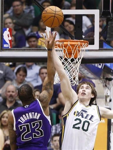 Gordon Hayward, Marcus Thornton