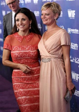 Julia Louis-Dreyfus, Martha Plimpton