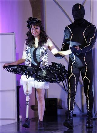 Ecuador Bionic Fashion Show