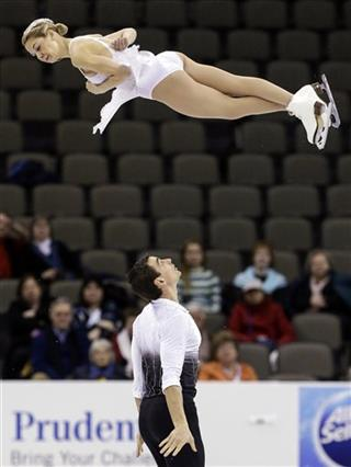 Alexa Scimeca, Christopher Knierim