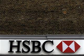 Britain HSBC Bank