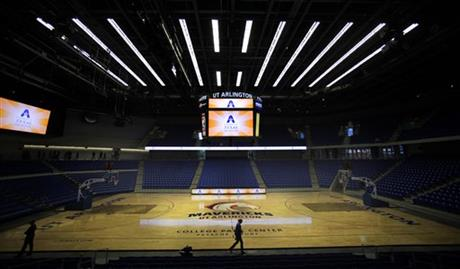 UT Arlington Off The Stage Basketball