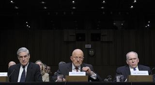 Robert Mueller, James Clapper