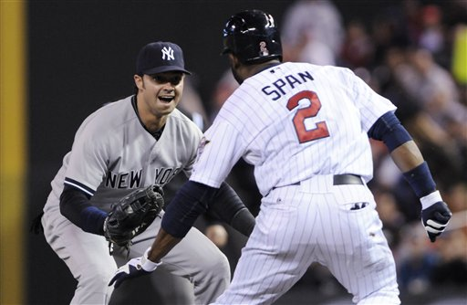 Nick Swisher, Denard Span