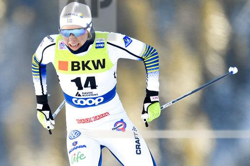 Switzerland Nordic Skiing WCup