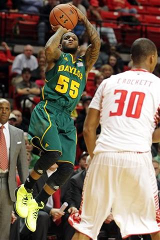 Baylor Texas Tech Basketball