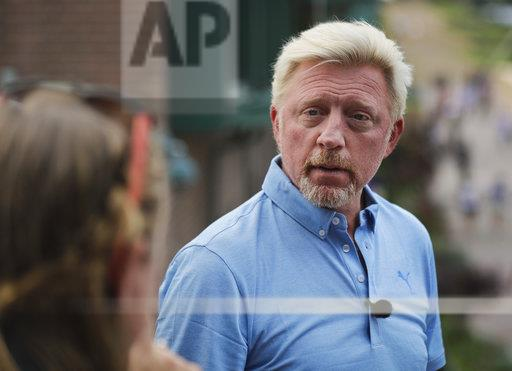 Britain Boris Becker