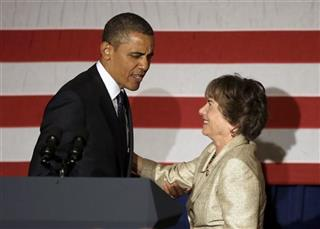 Barack Obama, Jan Schakowsky