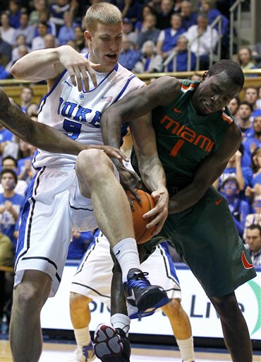 Mason Plumlee, Durand Scott