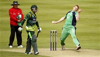 Ireland Pakistan Cricket