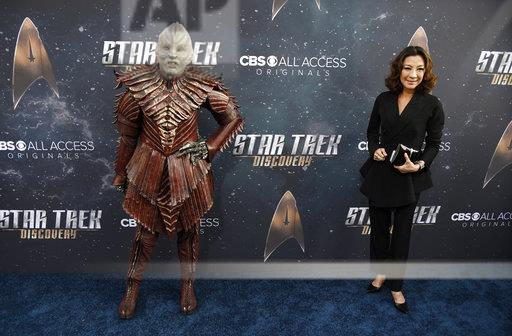 "LA Premiere of ""Star Trek: Discovery"""