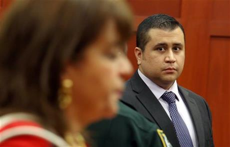 Angela Corey, George Zimmerman