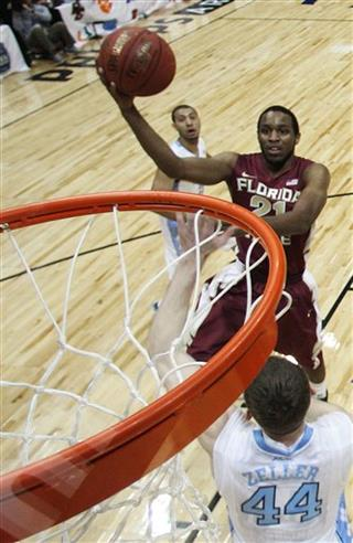 ACC Florida St NCarolina Basketball