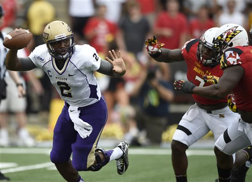 Game Preview: James Madison at Lehigh, 9/6/2014