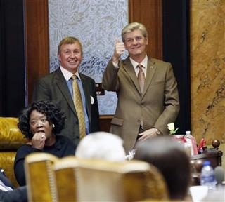 Scott Ross, Phil Bryant