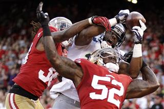 Braylon Edwards, Patrick Willis, Dashon Goldson