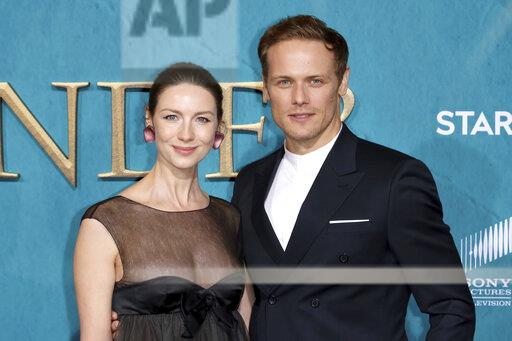 "Los Angeles Premiere of ""Outlander"" Season 5"