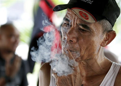 Indonesia Smoking Epidemic