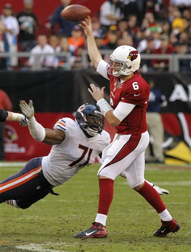 Brian Hoyer, Israel Idonije