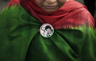 APTOPIX Pakistan Election