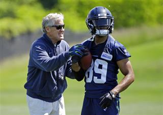 Pete Carroll, Doug Baldwin