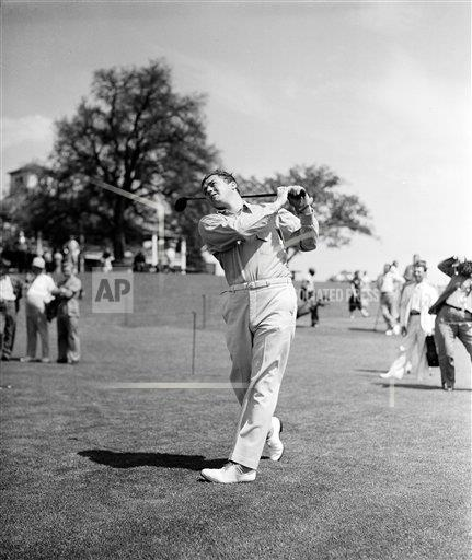 Watchf AP S GLF GEORGIA USA APHS89569 Masters Little 1936