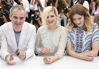 France Cannes Personal Shopper Photo Call