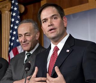Charles Schumer, Marco Rubio