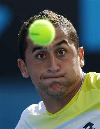 Nicolas Almagro (Getty)