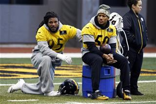 Jarvis Jones, Ryan Shazier