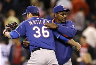 Ron Washington, Joe Nathan