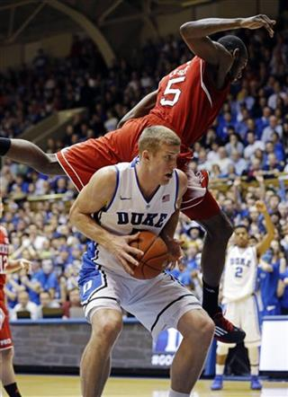 C.J. Leslie, Mason Plumlee