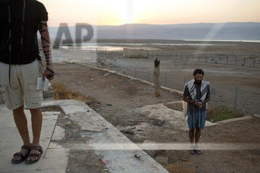 Israel Holy Land Drought Photo Essay