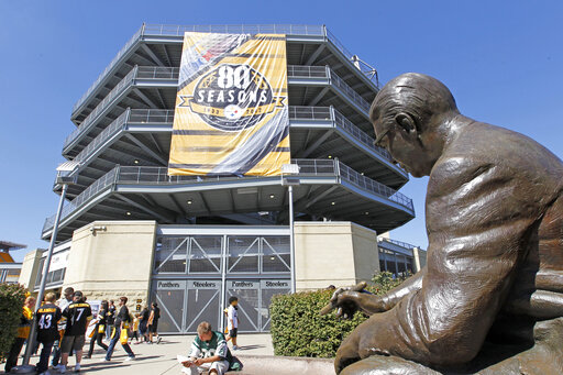 Art Rooney Sr. statue, Heinz Field