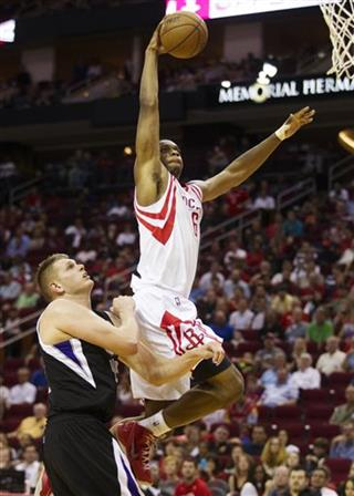 Terrence Jones, Cole Aldrich