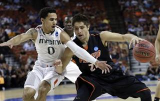 Shane Larkin, Rodrigo De Souza