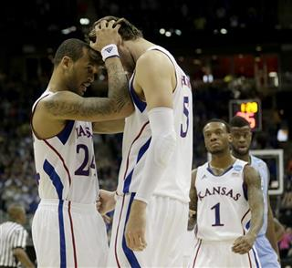 Travis Releford, Jeff Withey