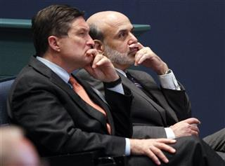 Ben S. Bernanke, Jeffrey Lacker
