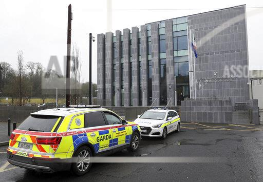 Human remains found in Dublin
