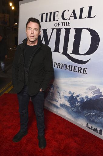 """World Premiere of """"The Call of the Wild"""" - Red Carpet"""