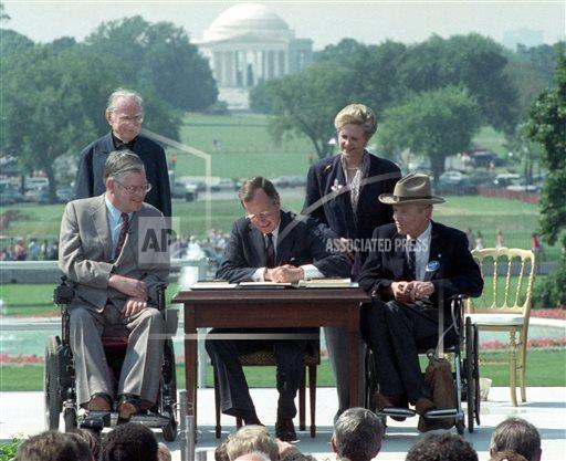 Disabilities Act 25 Years